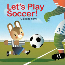 Let's Play Soccer! book