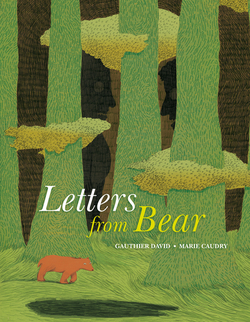 Letters from Bear book