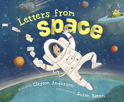 Letters from Space book