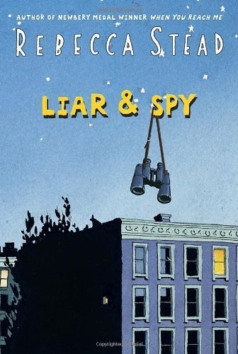 Liar & Spy book