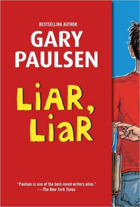 Liar, Liar book