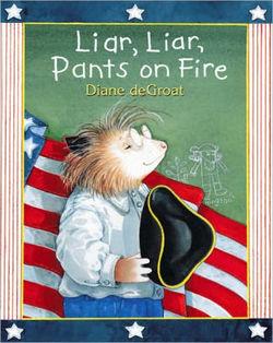Liar, Liar, Pants on Fire Book