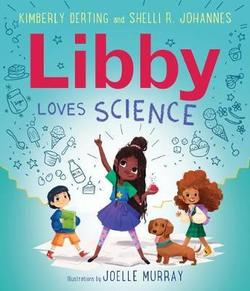 Libby Loves Science book