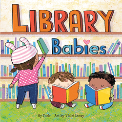 Library Babies book