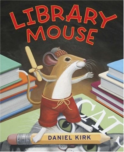 Library Mouse #1 book