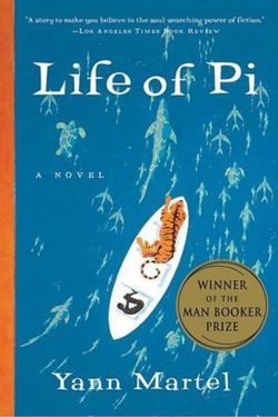 life of pi book review for kids