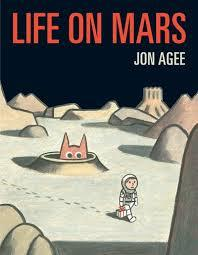 Life on Mars book