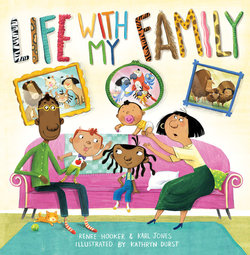 Life with My Family book