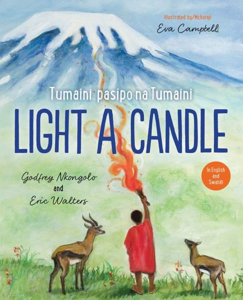 Light a Candle book