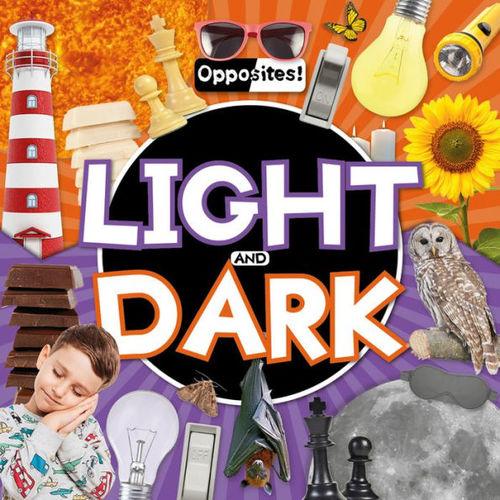 Light and Dark book