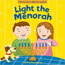 Light the Menorah book