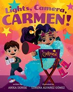 Lights, Camera, Carmen! book