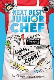 Lights, Camera, Cook! Book