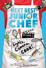 Lights, Camera, Cook! book