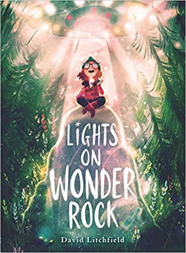 Lights on Wonder Rock book