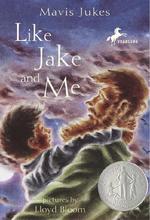 Like Jake and Me book