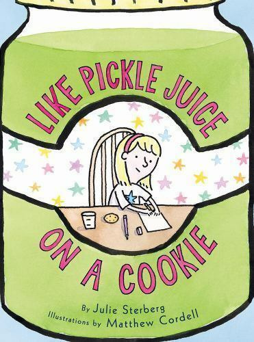 Like Pickle Juice on a Cookie Book