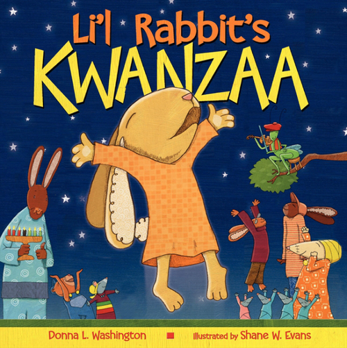 Li'l Rabbit's Kwanzaa book