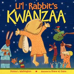 Li'l Rabbit's Kwanzaa book