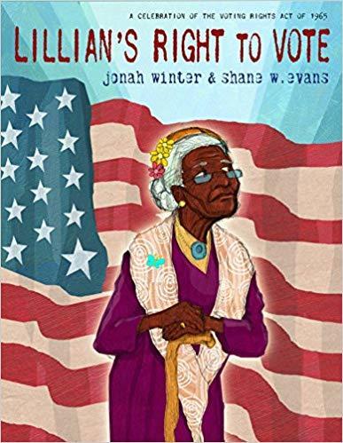 Lillian's Right to Vote book