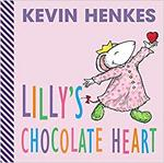 Lilly's Chocolate Heart book
