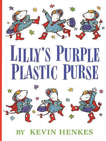 Lilly's Purple Plastic Purse book
