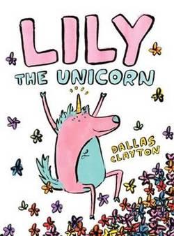 Lily the Unicorn book