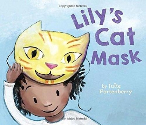 Lily's Cat Mask book