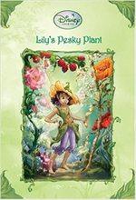 Lily's Pesky Plant book