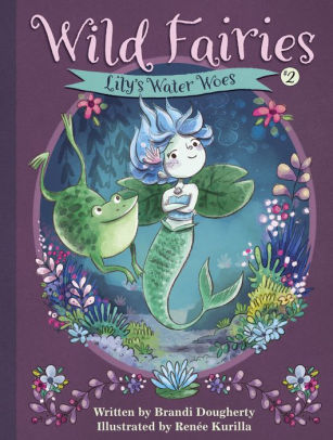 Lily's Water Woes book