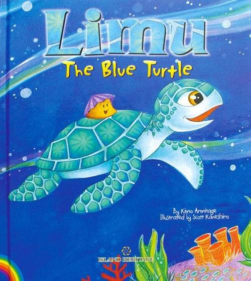 Limu: The Blue Turtle book