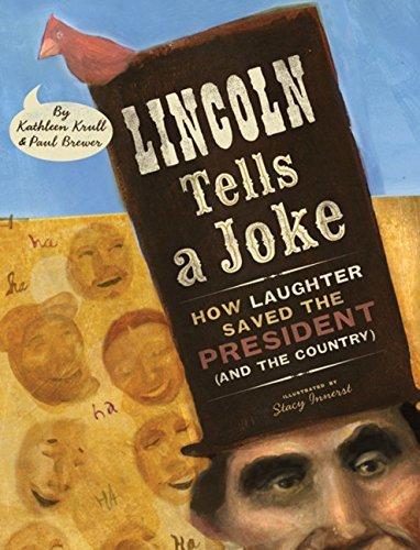 Lincoln Tells a Joke book