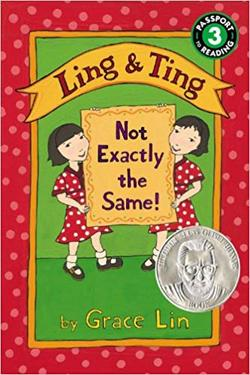 Ling & Ting: Not Exactly the Same! book