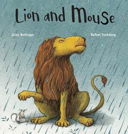 Lion and Mouse book