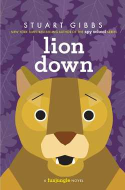 Lion Down book