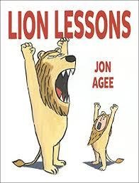 Lion Lessons book