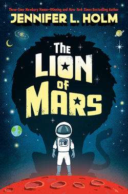 Lion of Mars book