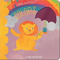 Lionel and Molly: Colors book