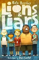 Lions & Liars book