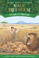 Lions at Lunchtime book