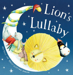 Lion's Lullaby book