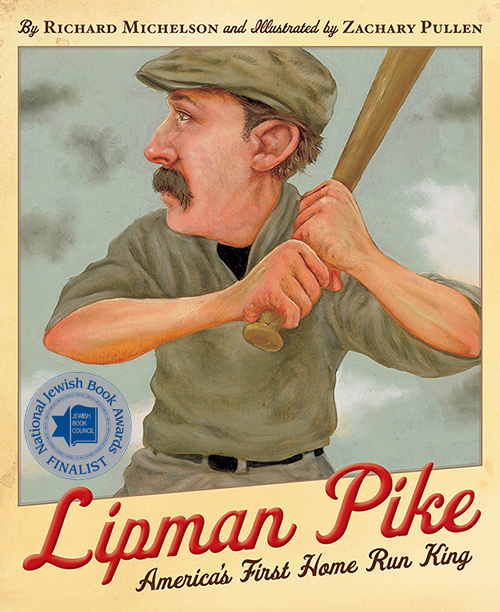 Lipman Pike-America's Home Run King book