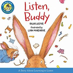 Listen, Buddy book