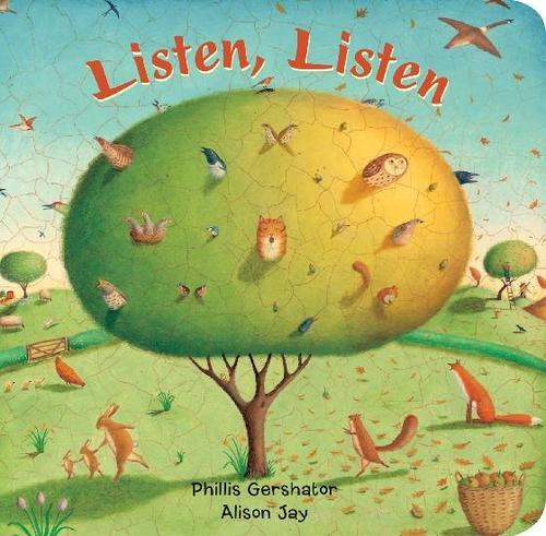 Listen, Listen book