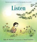 Listen book