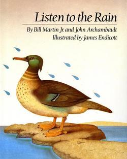 Listen to the Rain book