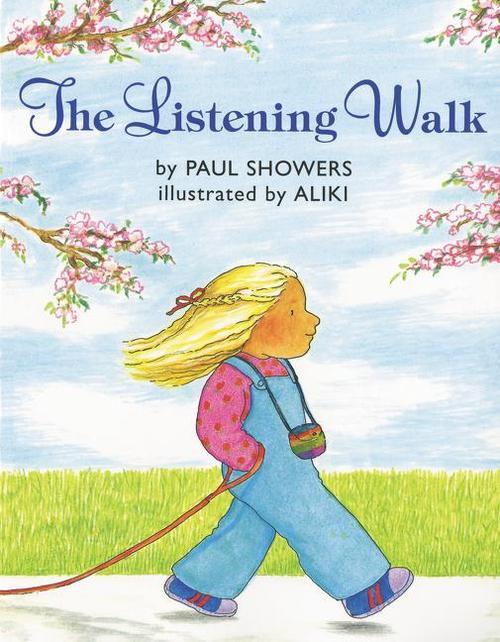 Listening Walk book