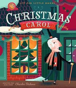 Christmas Carol Book.Lit For Little Hands A Christmas Carol By Brooke Jorden