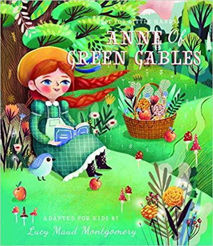 Lit for Little Hands: Anne of Green Gables book