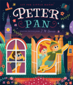 Lit for Little Hands: Peter Pan book